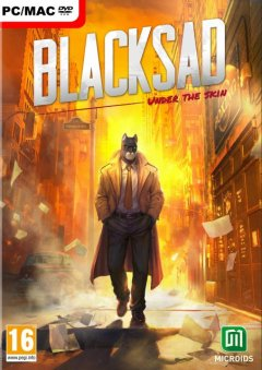 Blacksad: Under The Skin (EU)