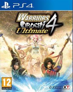 Warriors Orochi 4: Ultimate (EU)