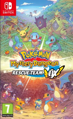 Pokemon Mystery Dungeon: Rescue Team DX (EU)