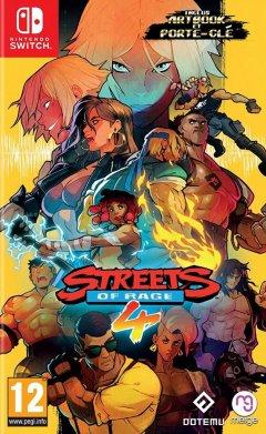 Streets Of Rage 4 (EU)