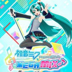 Hatsune Miku: Project Diva: Mega Mix [eShop] (EU)