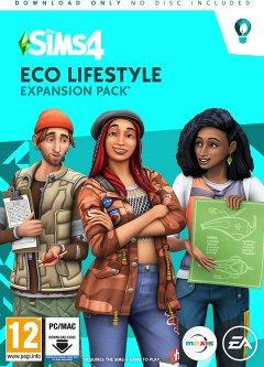 Sims 4, The: Eco Lifestyle (EU)