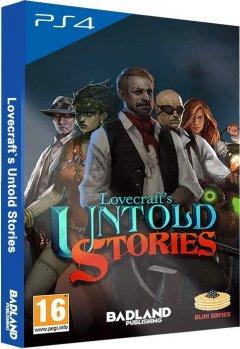 Lovecraft's Untold Stories [Collector's Edition] (EU)