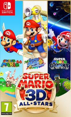 Super Mario 3D All-Stars (EU)