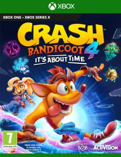 Crash Bandicoot 4: It's About Time (EU)
