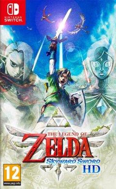 Legend Of Zelda, The: Skyward Sword HD (EU)