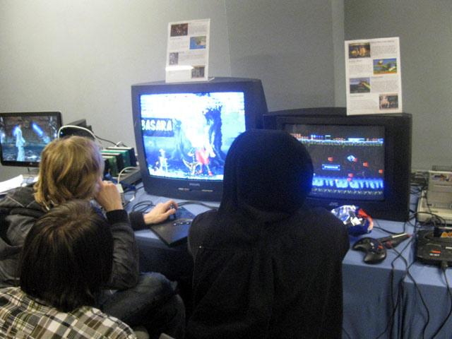 Samurai Shodown (Neo Geo) og Gynoug (Sega Megadrive) 6/72