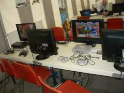 <a href='info/soeg?titel=EspGaluda&platform=PS2&param=&_submit=1'>EspGaluda</a> til PlayStation 2 og <a href='info/soeg?titel=Puzzle Bobble 2X&platform=PS1&param=&_submit=1'>Puzzle Bobble 2X</a> til PlayStation. 2/58