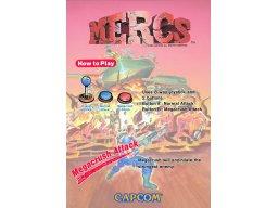 Mercs (ARC)  © Capcom 1990   4/5