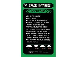 Space Invaders (ARC)  © Taito 1978   2/4