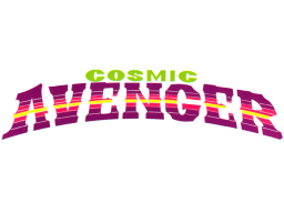 Cosmic Avenger (ARC)  © Universal 1981   1/1