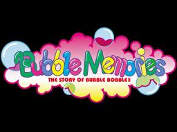 Bubble Memories (ARC)  © Taito 1995   1/1