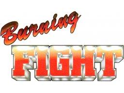 Burning Fight (MVS)  © SNK 1991   1/1
