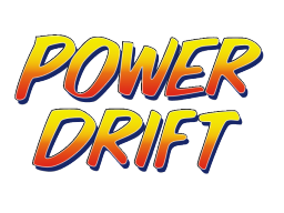 Power Drift (ARC)  © Sega 1988   1/1