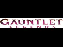 Gauntlet Legends (ARC)  © Atari Games 1998   1/2