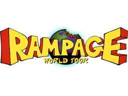 Rampage World Tour (ARC)  © Midway 1997   1/1