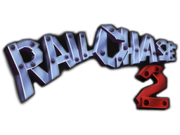 Rail Chase 2 (ARC)  © Sega 1996   1/1