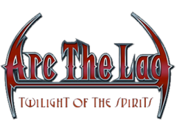 Arc The Lad: Twilight Of The Spirits (PS2)   © Sony 2003    1/1
