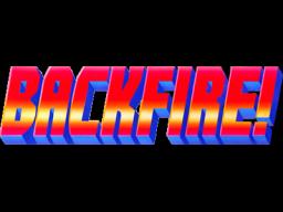 Backfire! (ARC)  © Data East 1995   2/2