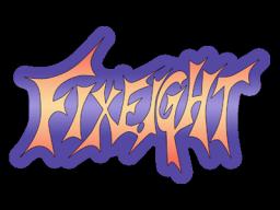 Fixeight (ARC)  © Taito 1992   1/1