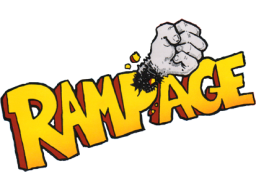 Rampage (ARC)  © Bally Midway 1986   1/2