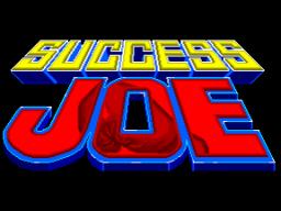 Success Joe (ARC)  © Taito 1990   1/1