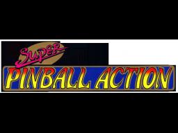Super Pinball Action (ARC)  © Tecmo 1991   1/1