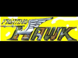 Fighting Hawk (ARC)  © Taito 1988   1/1