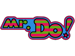 Mr. Do! (ARC)  © Universal 1982   1/1