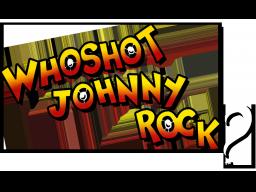 Who Shot Johnny Rock? (ARC)  © American Laser Games 1991   1/1