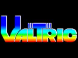 Valtric (ARC)  © Jaleco 1986   1/1