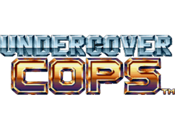 Undercover Cops (ARC)  © Irem 1992   1/1
