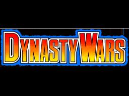 Dynasty Wars (ARC)  © Capcom 1989   1/2