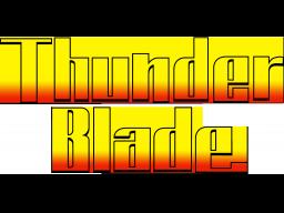 Thunder Blade (ARC)  © Sega 1987   2/2