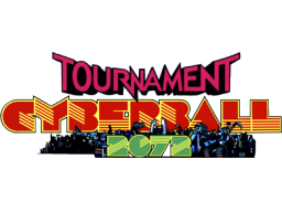 Tournament Cyberball 2072 (ARC)  © Atari Games 1989   1/2