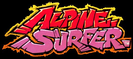 Alpine Surfer