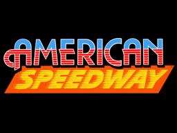 American Speedway (ARC)  © PGD 1987   1/1