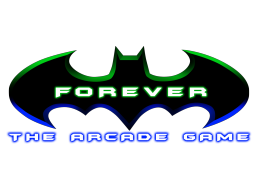 Batman Forever: The Arcade Game (ARC)  © Acclaim 1996   1/1