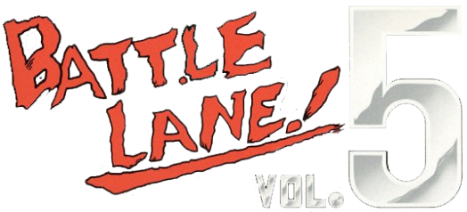 Battle Lane Vol. 5