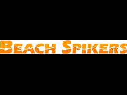 Beach Spikers (ARC)  © Sega 2001   1/1