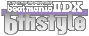 Beatmania IIDX 6th Style