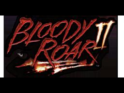 Bloody Roar 2 (ARC)  © Hudson 1998   1/2