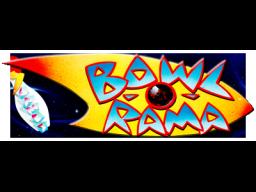 Bowl-O-Rama (ARC)  ©  1991   1/1