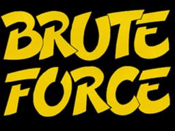 Brute Force (ARC)  © Leland 1991   1/1