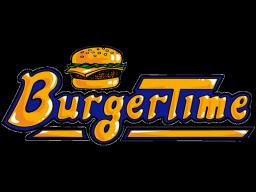 BurgerTime (ARC)  © Data East 1982   1/2