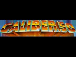 Cal .50: Caliber Fifty (ARC)  © SETA 1989   3/3
