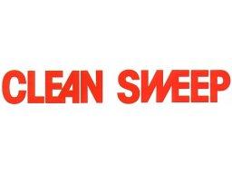 Clean Sweep (ARC)  © Ramtek 1974   1/1