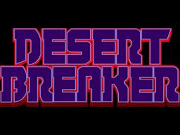 Desert Breaker (ARC)  © Sega 1992   1/1