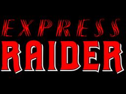 Express Raider (ARC)  © Data East 1985   2/2