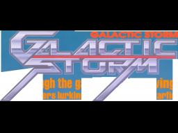 Galactic Storm (ARC)  © Taito 1992   1/1